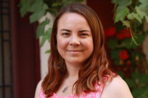 Headshot of Laura Moore