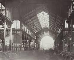 Baltard's Les Halles