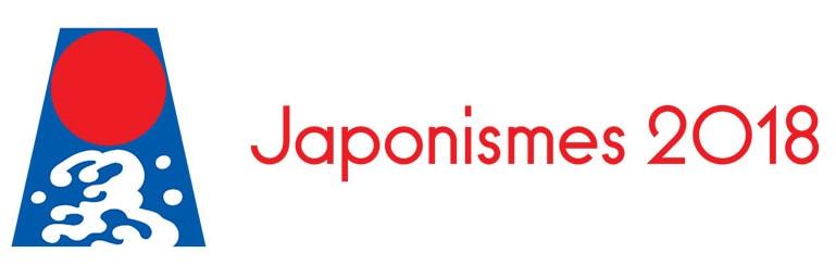 Japonismes Logo: Japan in France