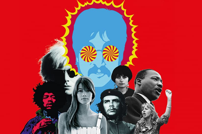 Poster image for Revolutions: Records and Rebels 1966-1970.